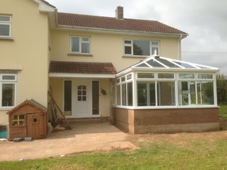 tiverton builder conservatory17 - Conservatories