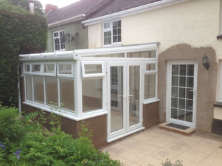 tiverton builder conservatory9 - Conservatories